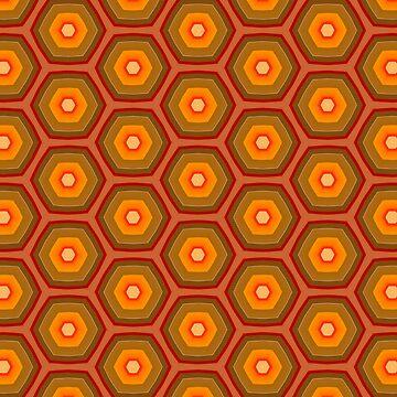 honey bee pattern by MallsD