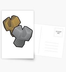 Ratchet and Clank - Some Bolts Postcards