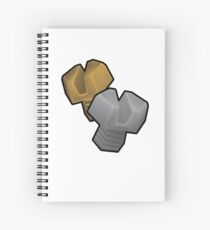 Ratchet and Clank - Some Bolts Spiral Notebook