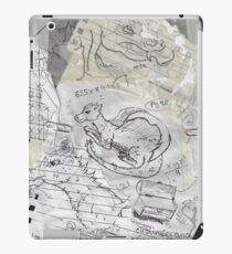 Dreaming of Dragons Sketchbook iPad Case/Skin