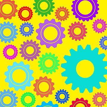 gear pattern by MallsD
