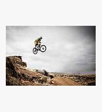 The Leap Photographic Print