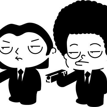 Stewie and Ralo Pulp Fiction parody by Lips1993