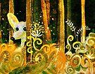 hiding in the forest von Marianna Tankelevich