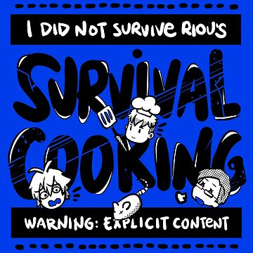 Survival Cooking by astrayeah