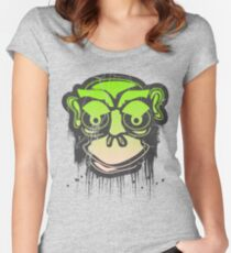 He Thinks This is Gollum Women's Fitted Scoop T-Shirt