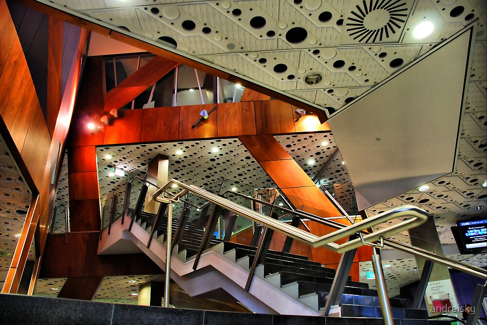unsw faculty of law interior ii by andreisky redbubble