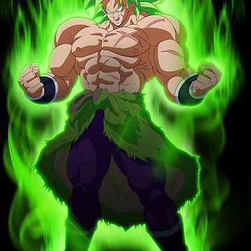 new broly  by DeadThreads