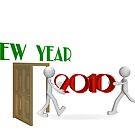 2010 is just around the corner by bmg07