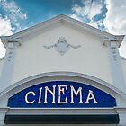 Art-Deco Cinema Logo by Sue Martin