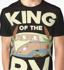 King of the RV Graphic T-Shirt