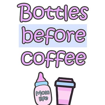 Bottles before coffee by geteez
