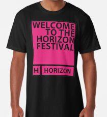 Camiseta larga Festival de Horizonte