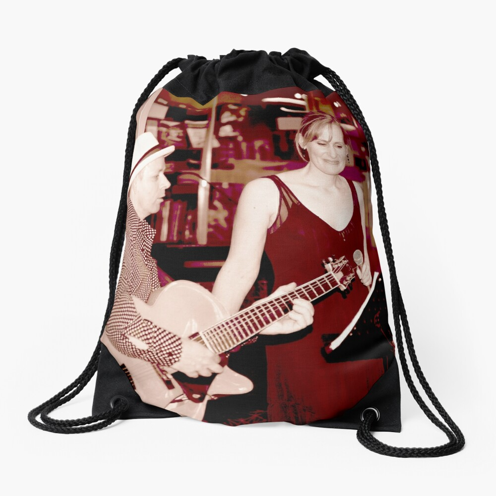 Fiona Thorn Drawstring Bag