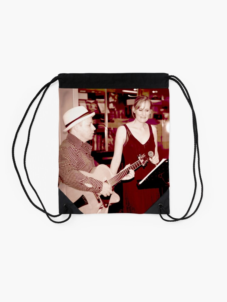 Alternate view of Fiona Thorn Drawstring Bag