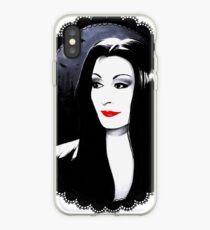 Morticia iPhone Case