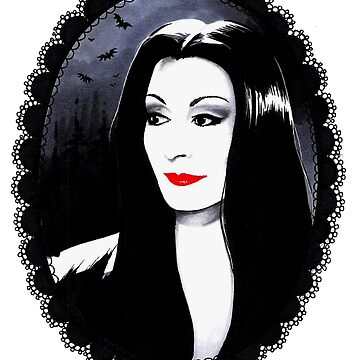 Morticia by FaerytaleWings