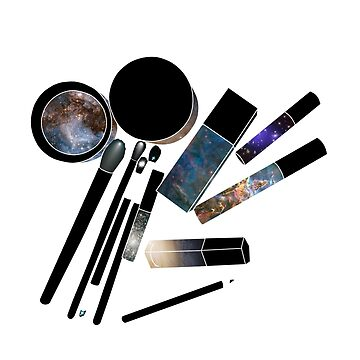 Galaxy Makeup Kit by earlyday
