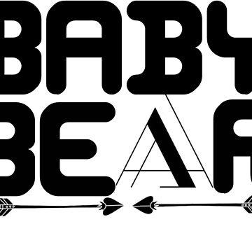 baby bear by amroug2018