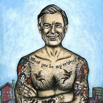 Mr. Rogers- Urban Legend by erinhopkins