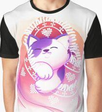Cat Nap Graphic T-Shirt