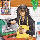 coffeeshop by greenrobots
