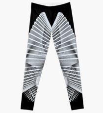 Generative Rorschach 04 Leggings
