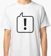 Exclamation! Classic T-Shirt