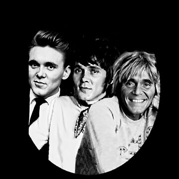 Billy Fury  by Matterotica