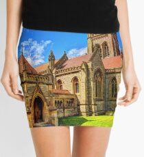 All Saints Church HDR Mini Skirt