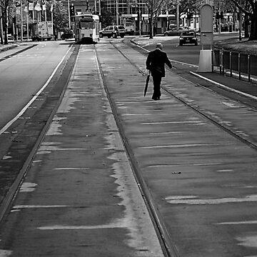 Tram Stop by jbrancinaed