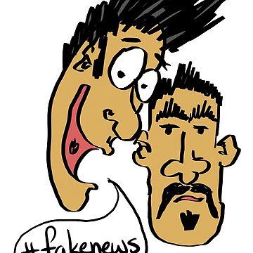 #fakenews by poomshanka