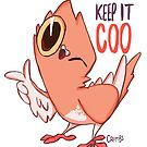Crumbs- Keep it Coo by Moodypidge
