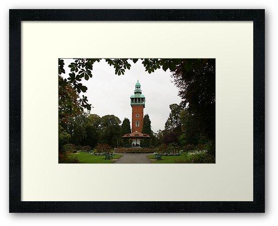 Loughborough Carillon War Memorial by Jonathan Cox