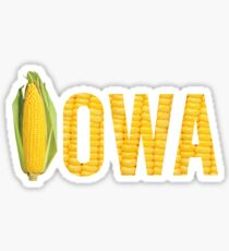 Iowa Corn Sticker