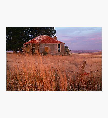 Sunset Glow, Barrabool Hills Photographic Print