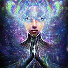 Multidimensional prayer by Louis Dyer