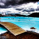 The Blue Lagoon, Iceland by Greg Hughes