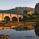 Eilean Donan Castle  Scotland. by derekbeattie
