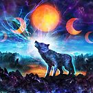 The Magic Howl by Louis Dyer