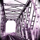 Train Bridge by Essenique