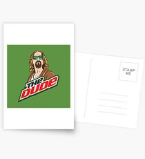 The Dude Postcards