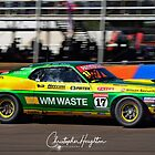 No17 S.Johnson Touring Car Masters by Christopher Houghton