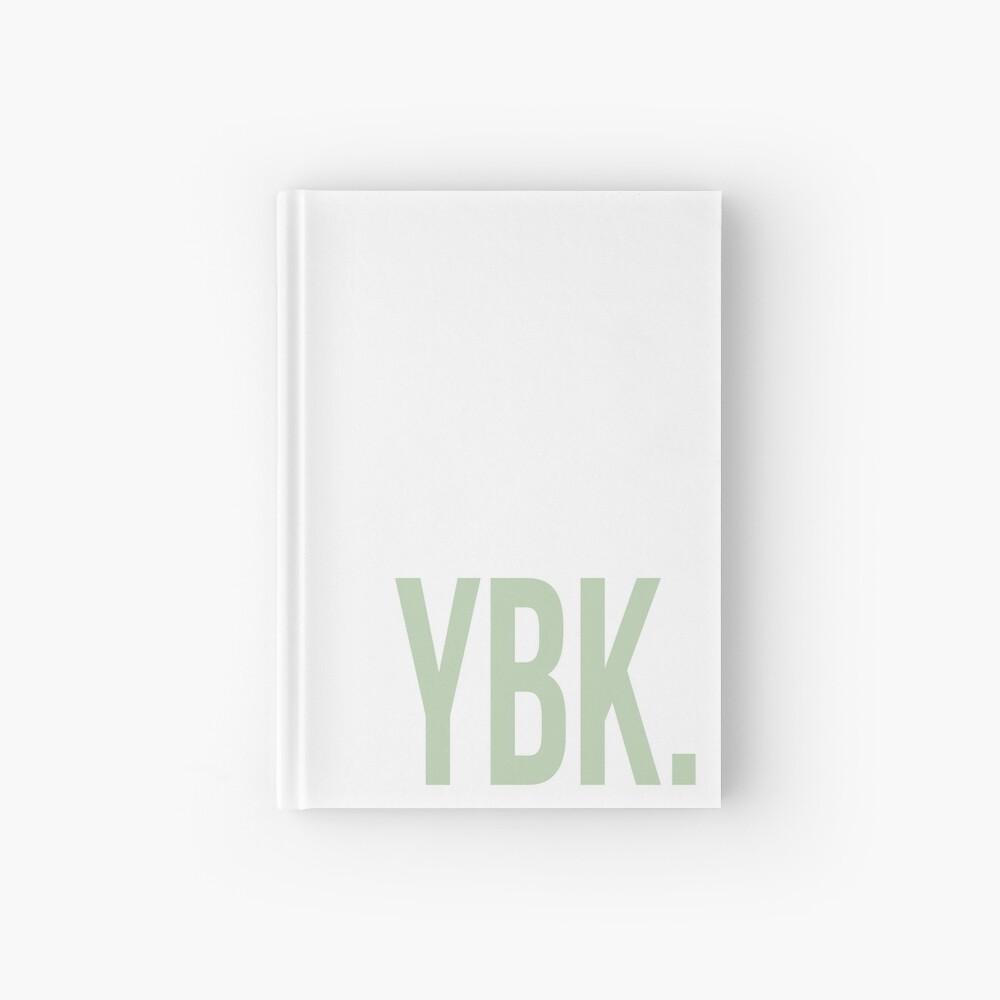 YBK-Jahrbuch Grün Notizbuch
