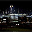 "Melbourne Cricket Ground, ""MCG"" by Andrew Wilson"