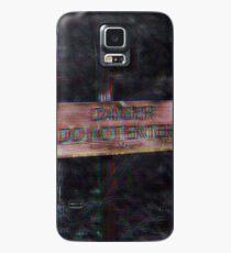 do not enter sign edit Case/Skin for Samsung Galaxy
