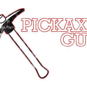 PICKAXE GUY! Defender of Freedom! by RyanJGill