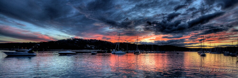 Chill Out - Newport - The HDR Experience by Philip Johnson
