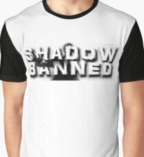 Shadow Banned Graphic T-Shirt