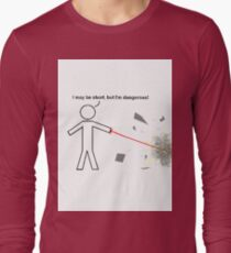 Short People Long Sleeve T-Shirt